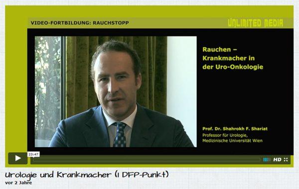 DFP-Videos für Ärzte